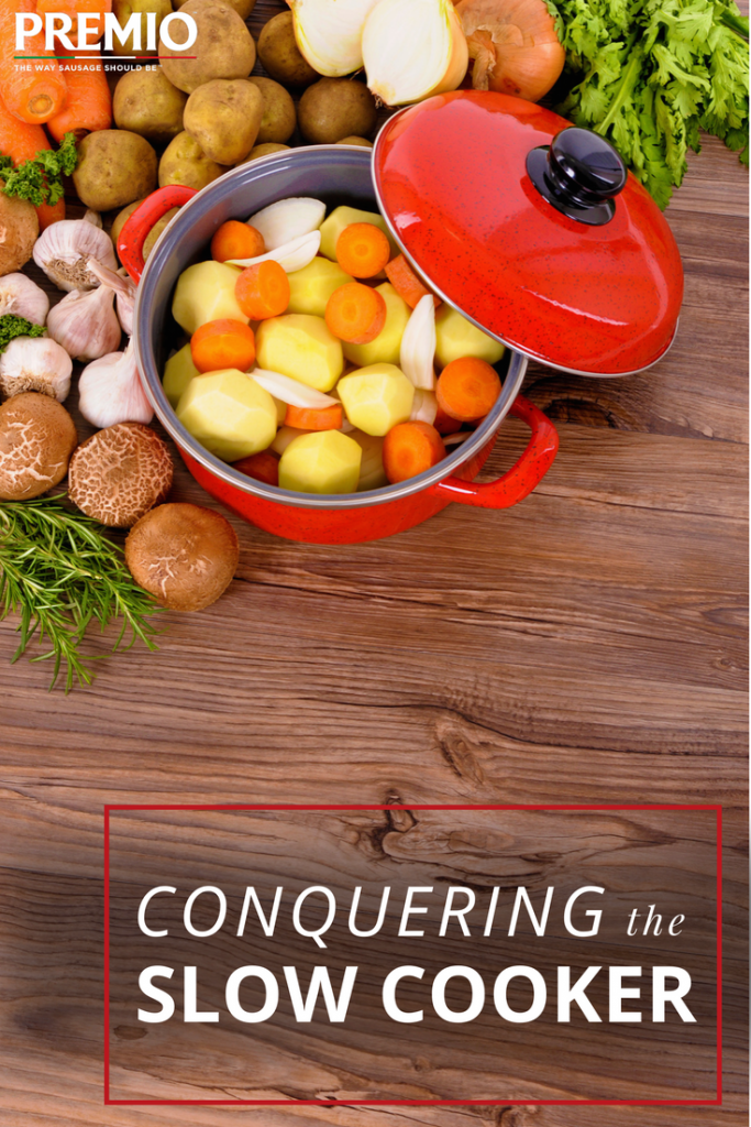 Conquering the slow cooker
