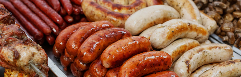 Different Types Of Sausage Meals From Around The World