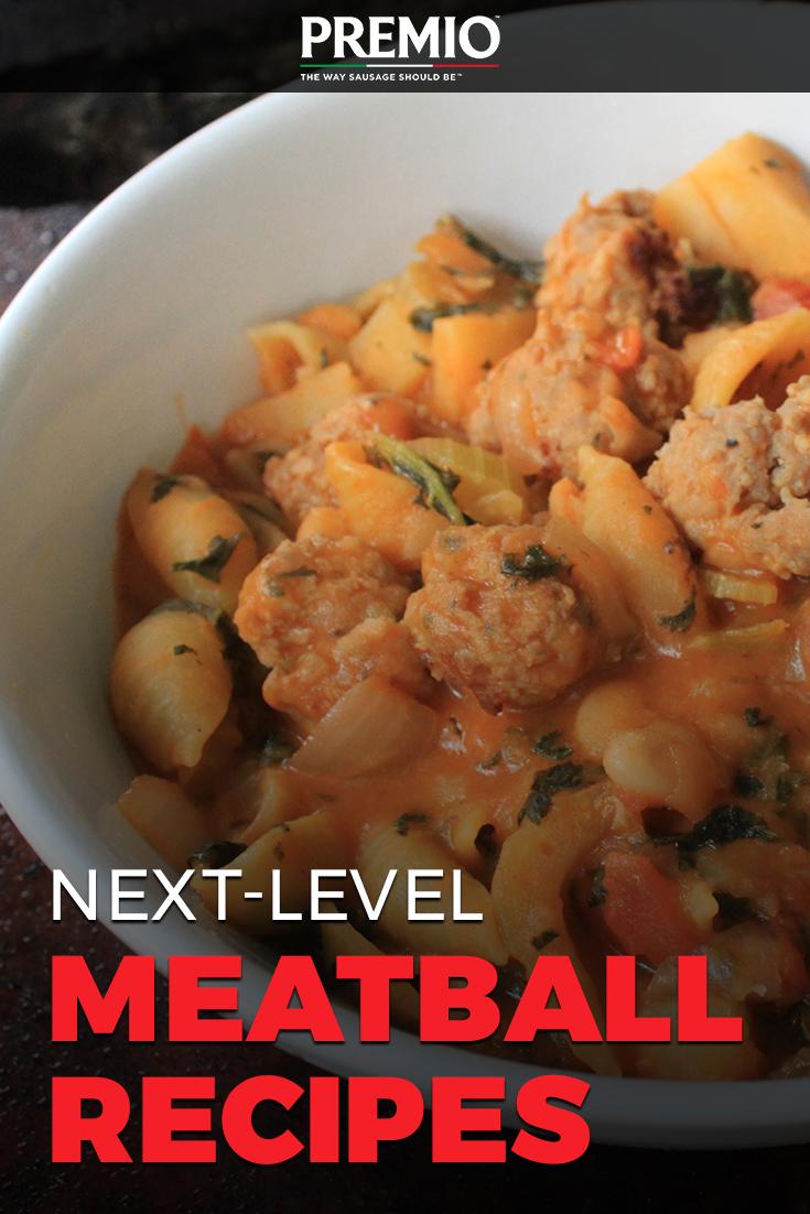next-level meatball recipes