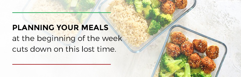 plan your meals