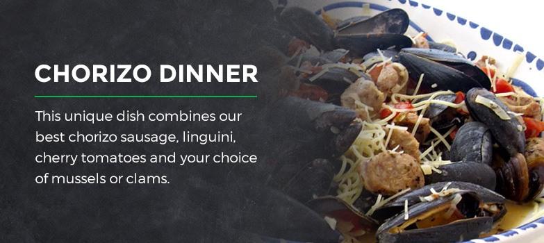 Chorizo Dinner