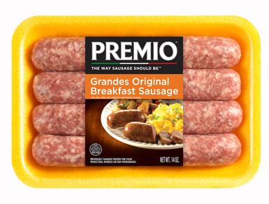 Premio-Grandes Original Breakfast Sausage