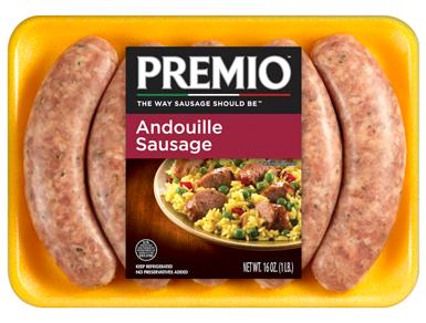 Premio Andouille Sausage