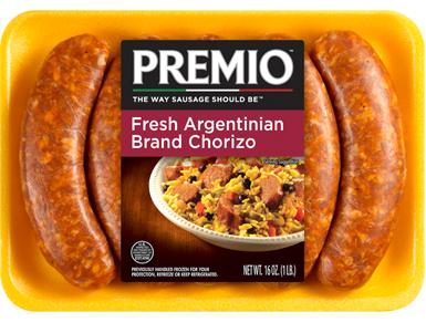 Premio Argentinian Chorizo Sausage