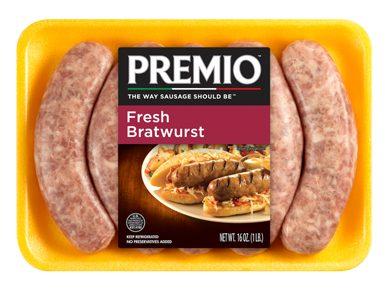 Premio Bratwurst
