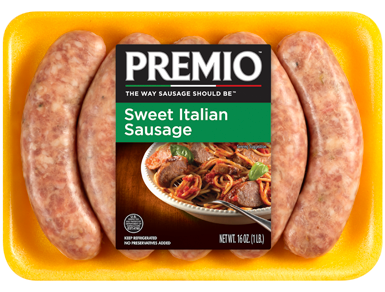 Premio Sweet-Italian-Sausage