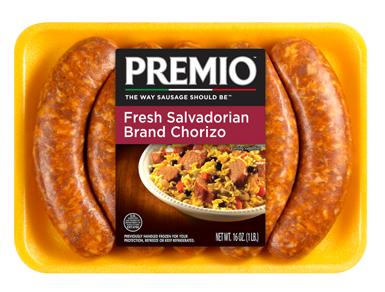 Premio Salvadorian Chorizo Sausage