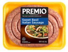 Premio Sweet Basil Italian Sausage