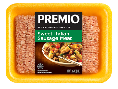 Premio - Sweet Italian Sausage Meat