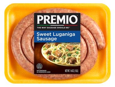 Premio Sweet Luganiga Sausage