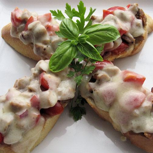 Premio Chorizo Bruschetta