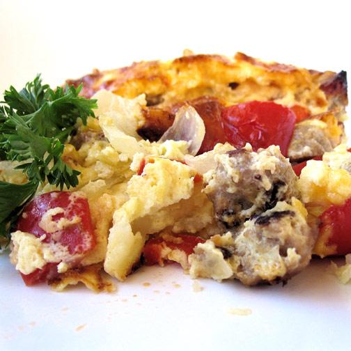 Taste of Italy Breakfast Feast