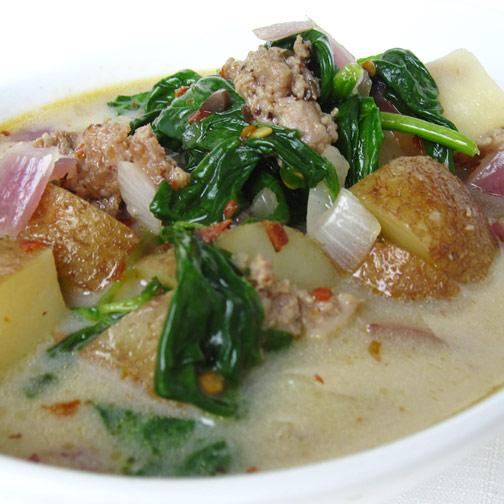 Premio Mild Italian Sausage Soup