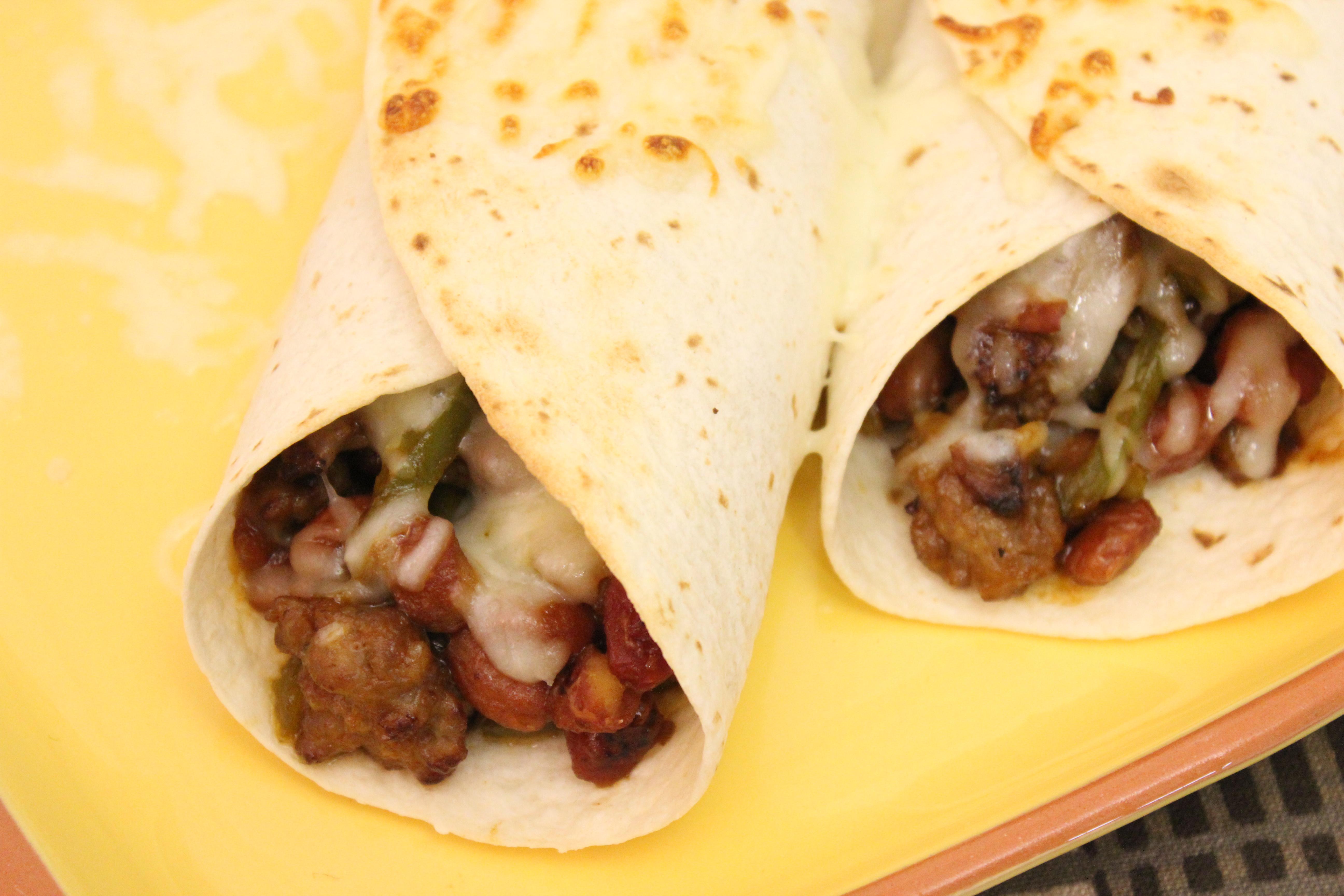 sausage wraps