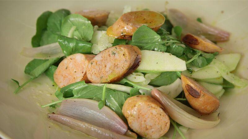 Hot & Spicy Summer Salad