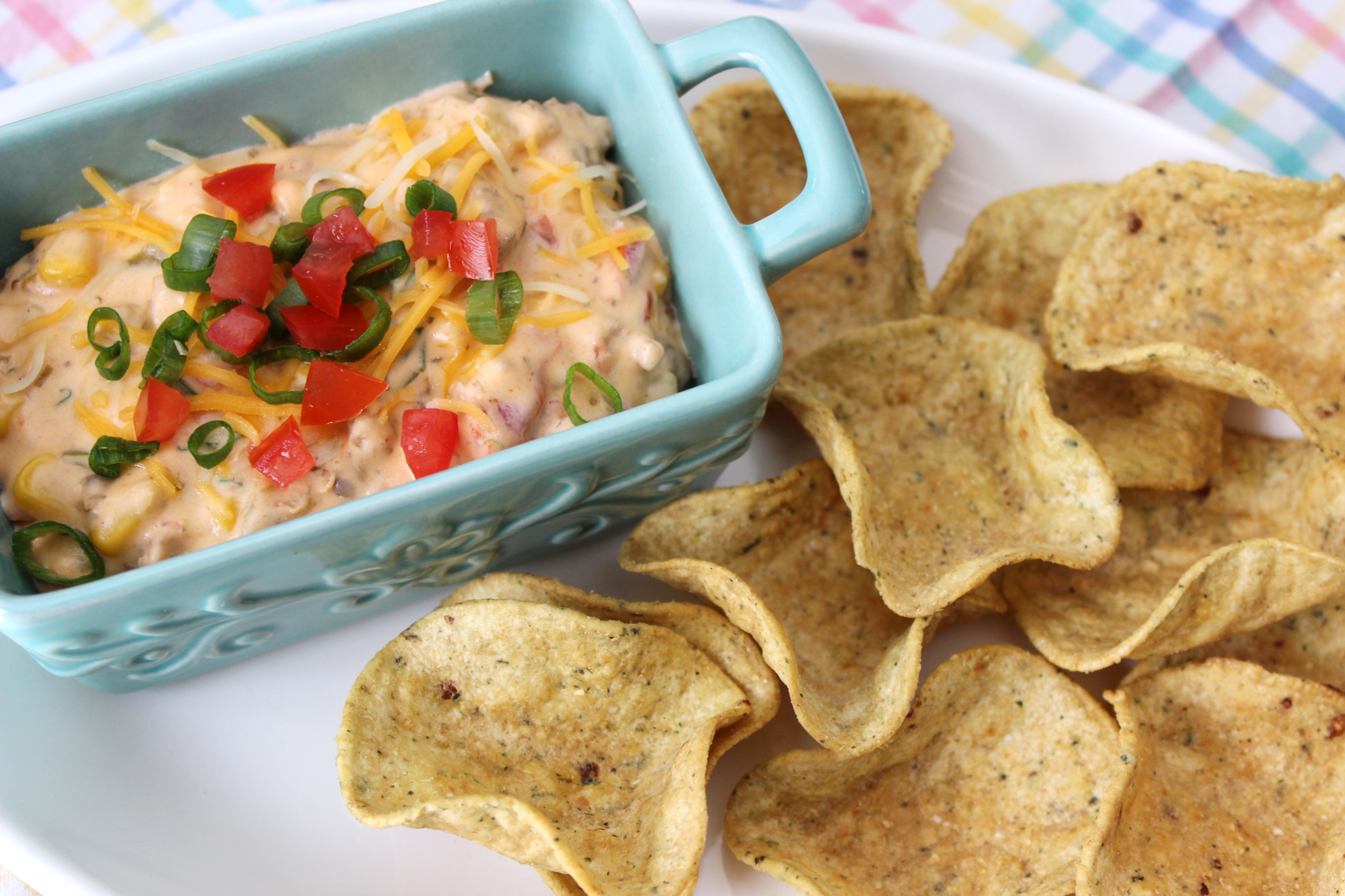 Sausage Queso Dip