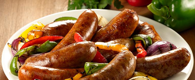 Sausage and Veggie Dinner