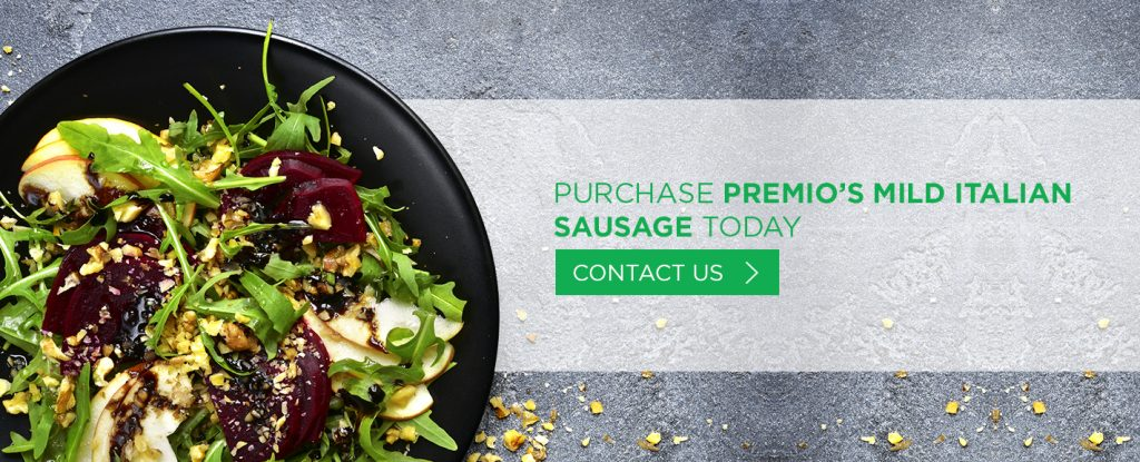 Purchase Premio's Mild Italian Sausages