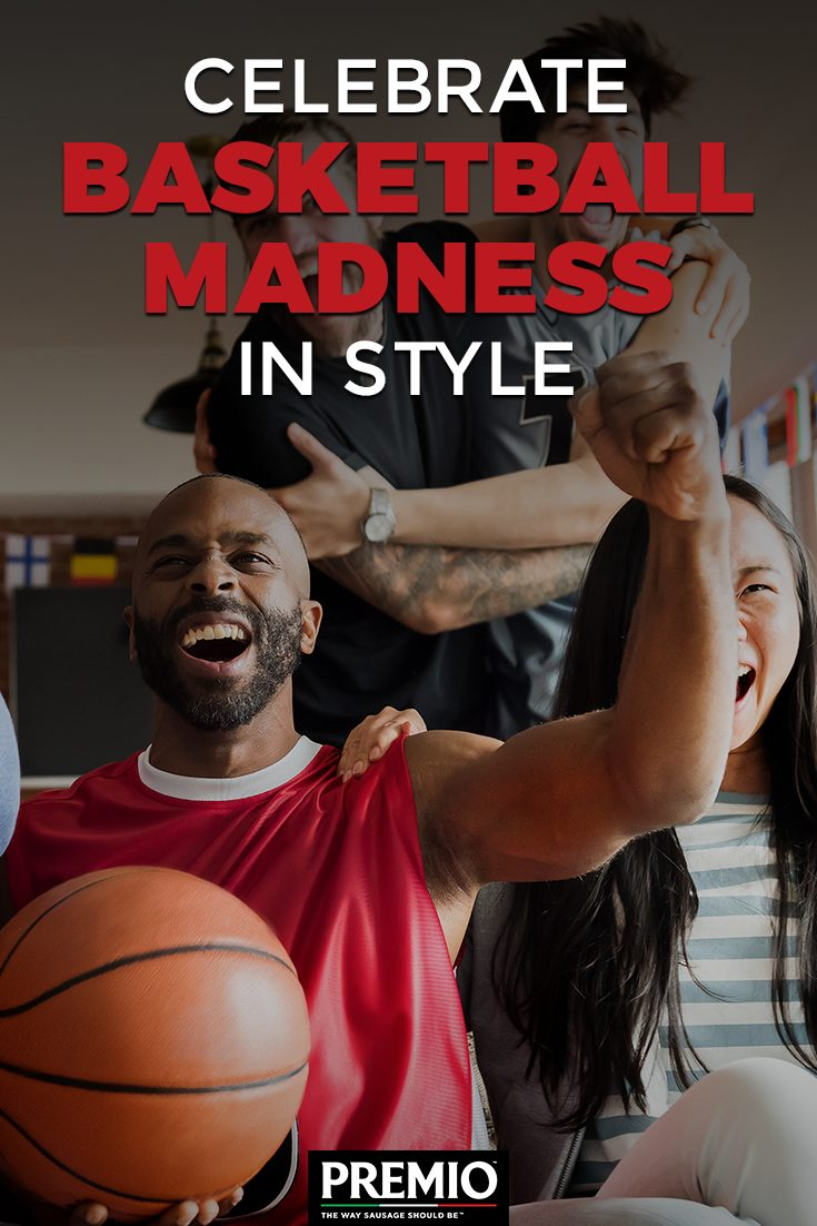 Celebrate Basketball Madness in Style