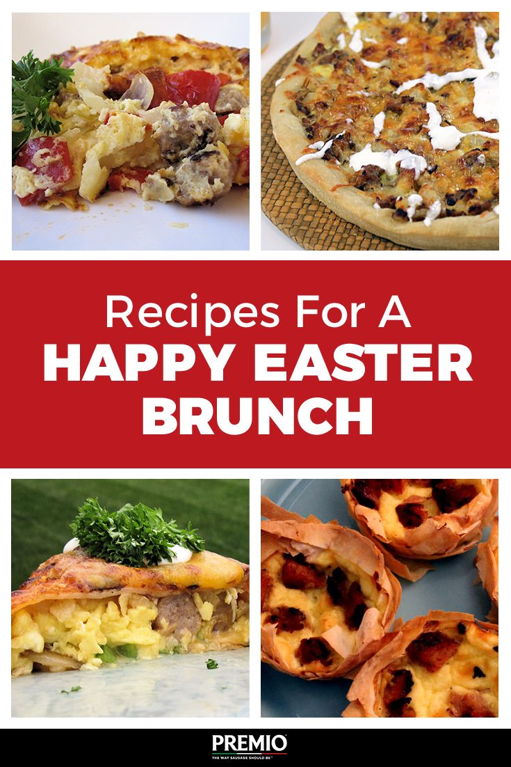 Recipes For a Happy Easter Brunch