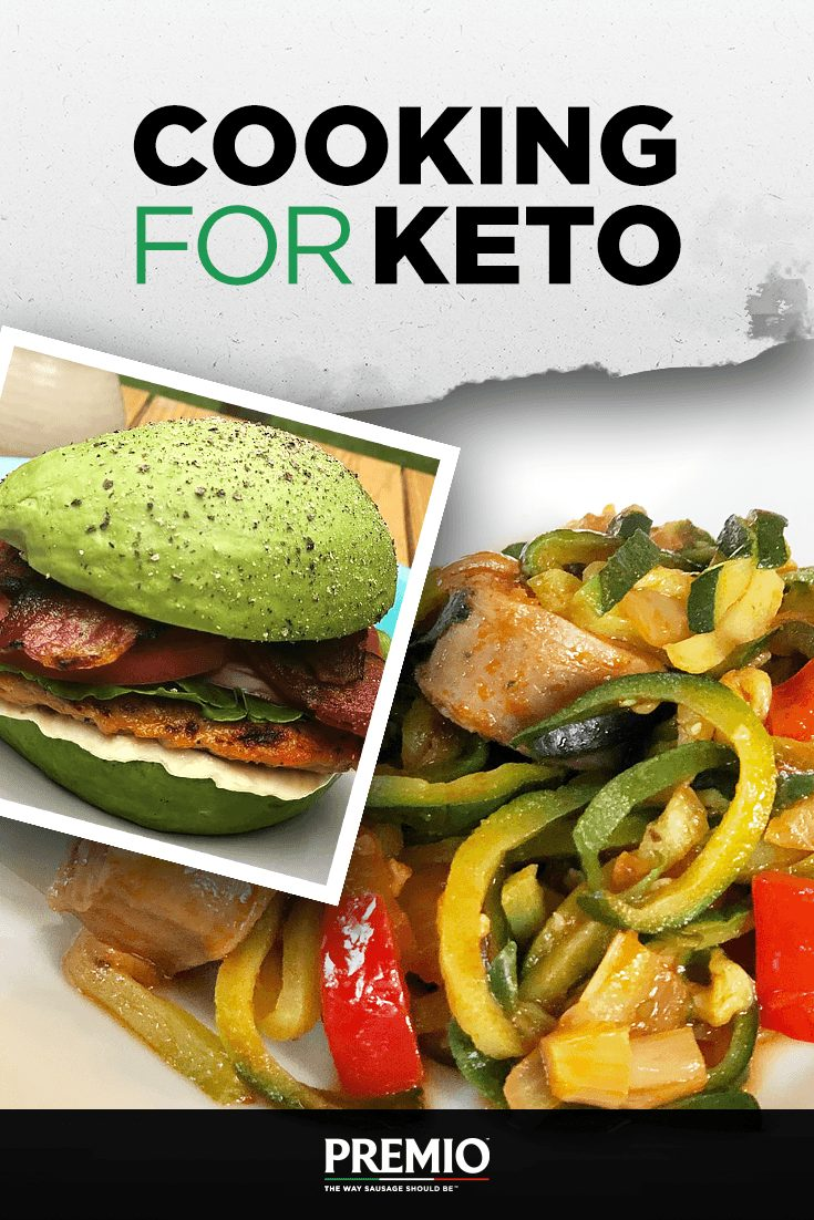Cooking for Keto
