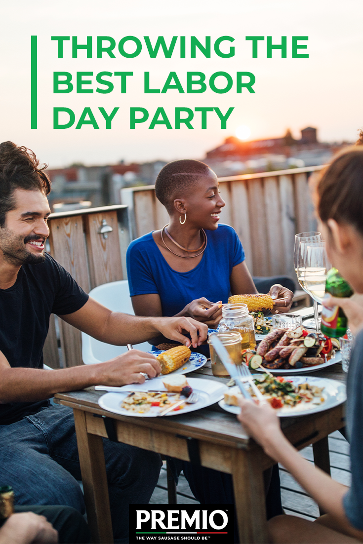 Throwing the Best Labor Day Party