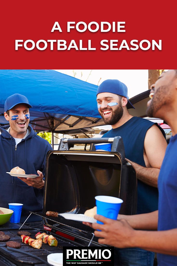 A Foodie Football Season