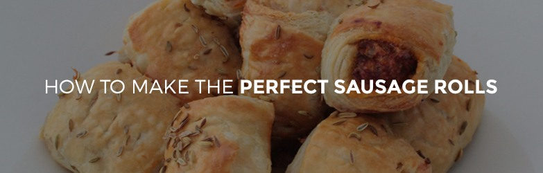 How to Make the Perfect Sausage Rolls