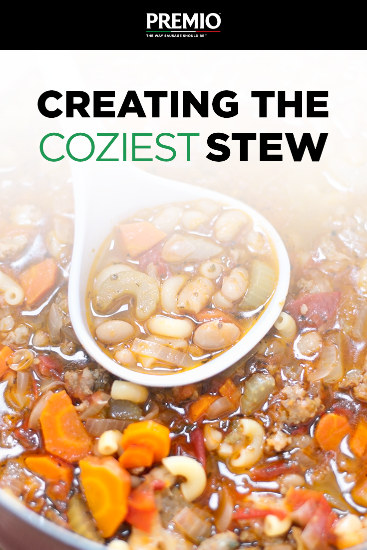 Creating the Coziest Stew