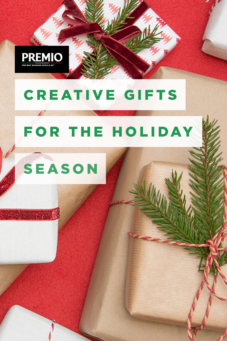 Creative Gifts for the Holiday Season