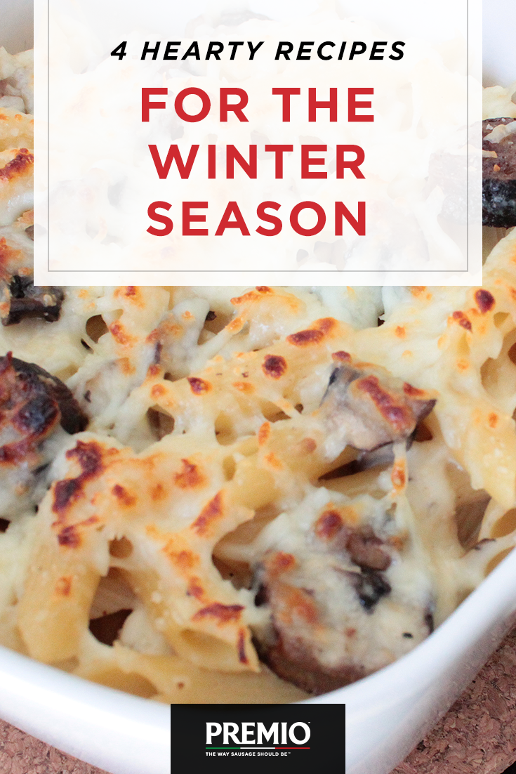 4 Hearty Recipes for The Winter Season