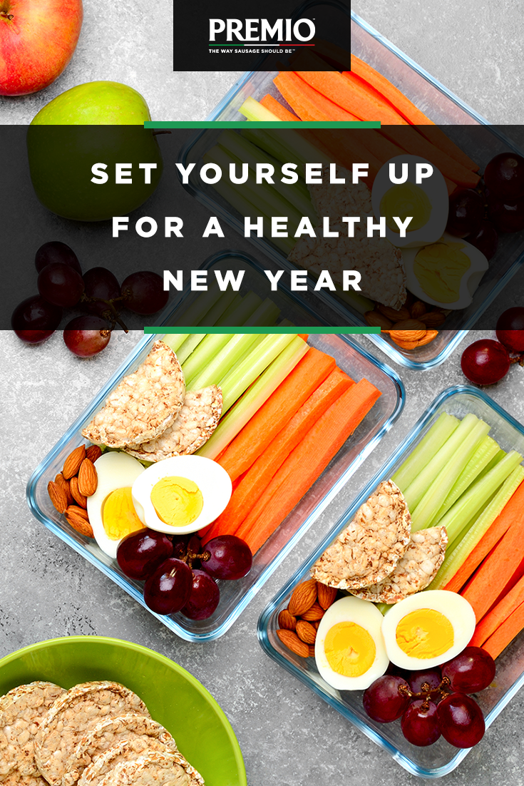 Set Yourself Up For A Healthy New Year
