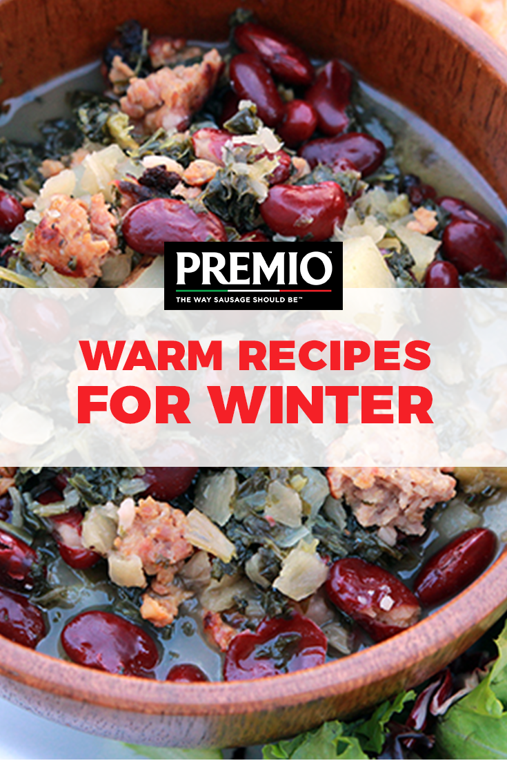 Warm Recipes for Winter