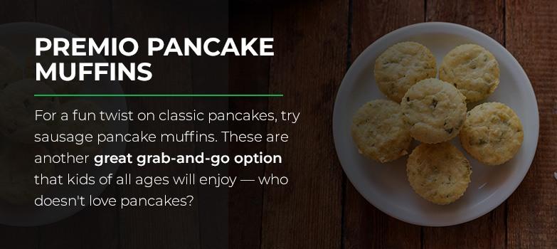 Premio Pancake Muffins