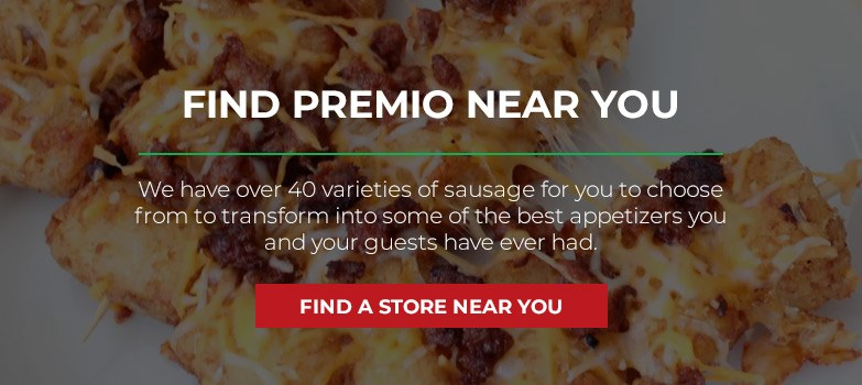 Find Premio Sausage in a Store Near You