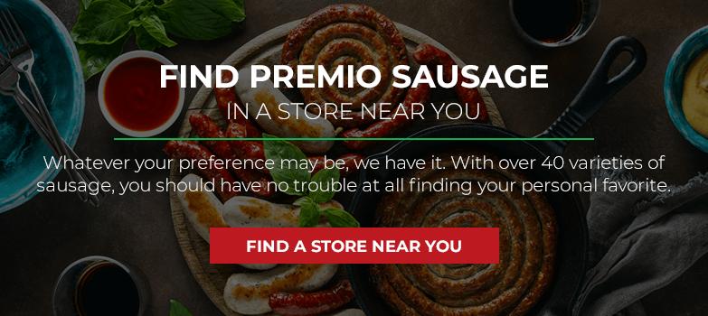 Find Premio Sausage Near You