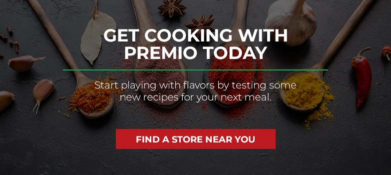Get Cooking with Premio Today