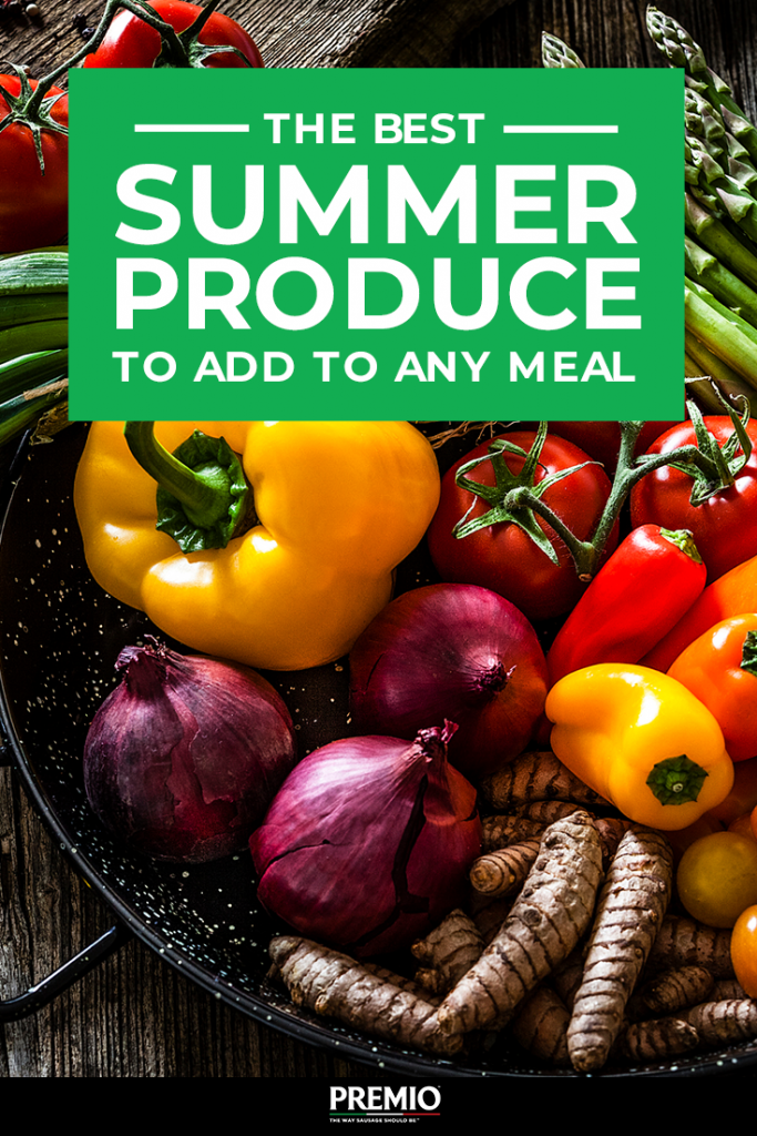 Best Summer Produce to Add to Any Meal