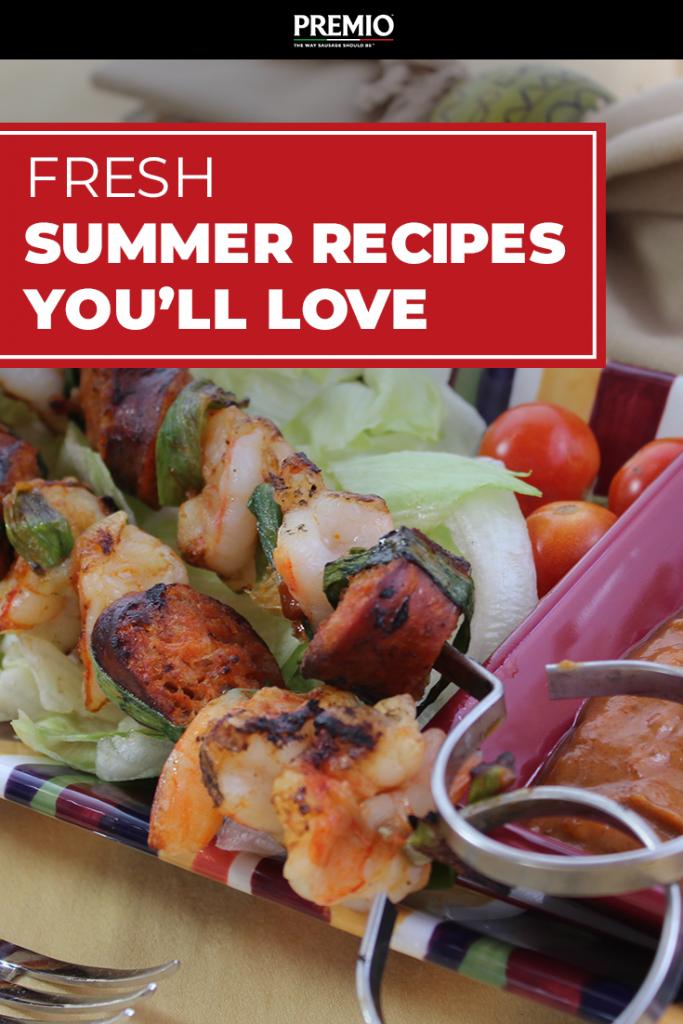 Fresh Summer Recipes You'll Love