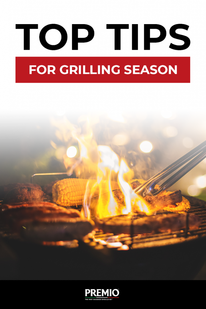 Top Tips for Grilling Season