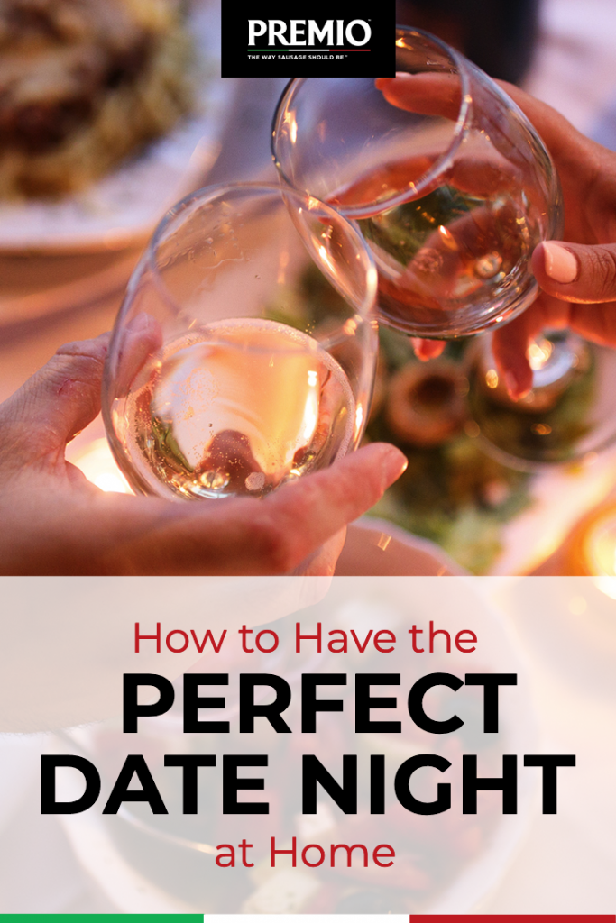 How to Have the perfect Date Night at Home