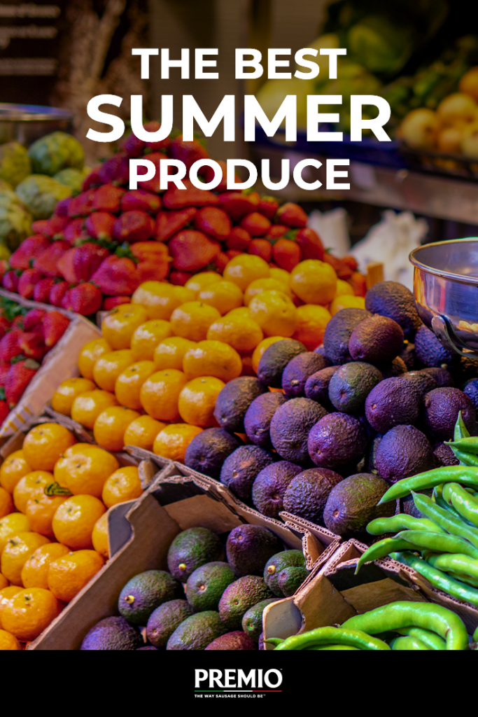 The Best Summer Produce