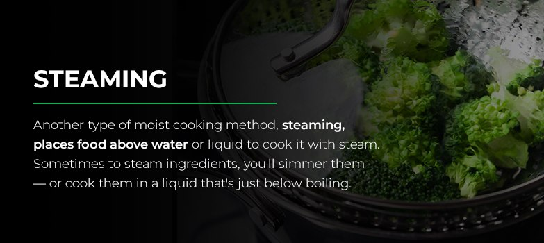 Vegetables Steaming