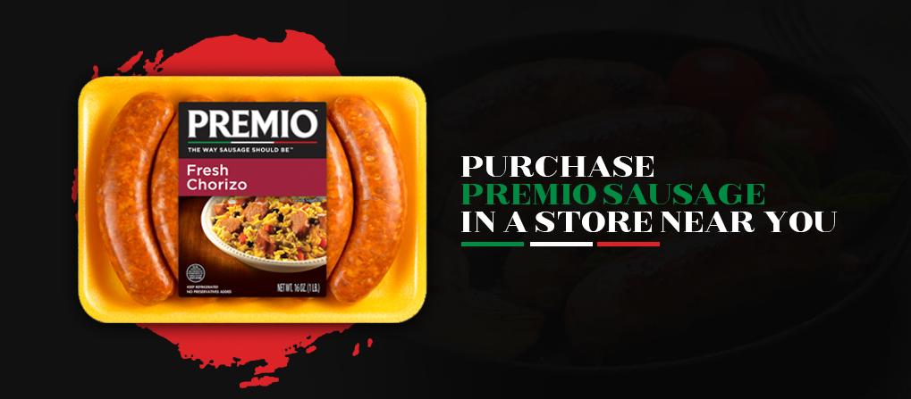 Purchase Premio Sausage Near You
