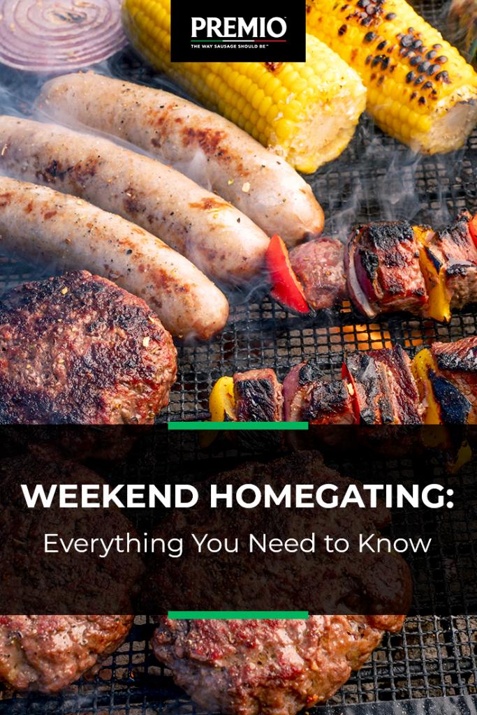 Weekend Homegating
