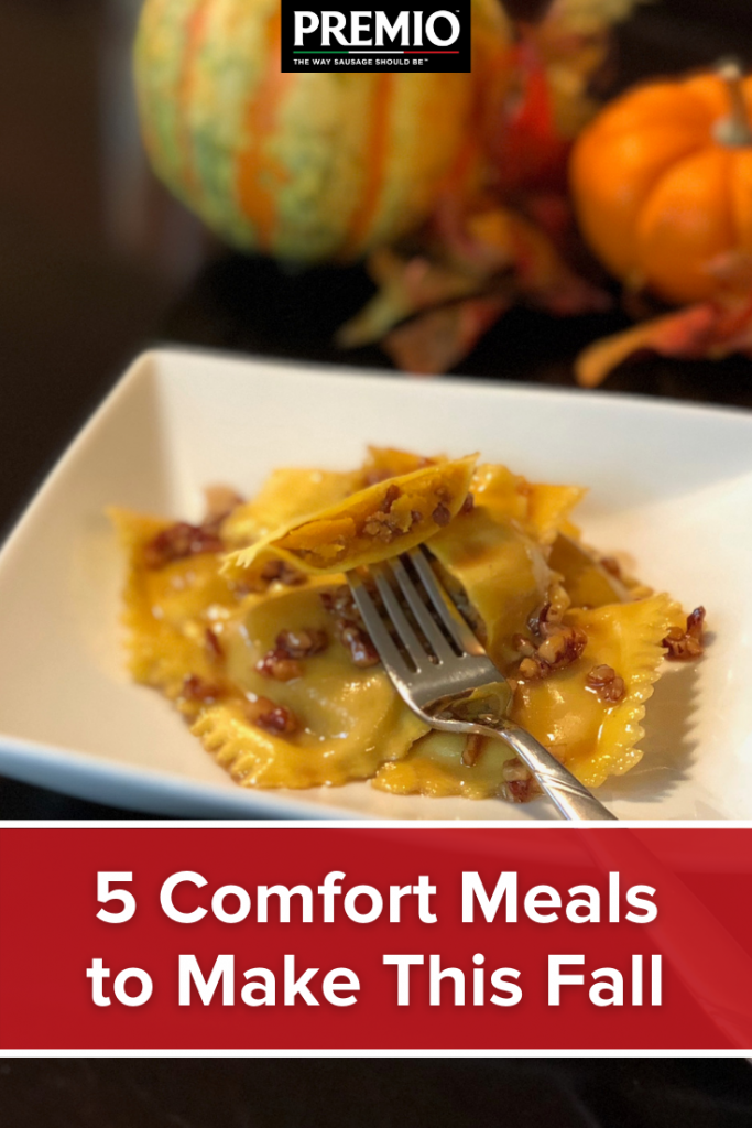 Comfort Meals to Make During Fall