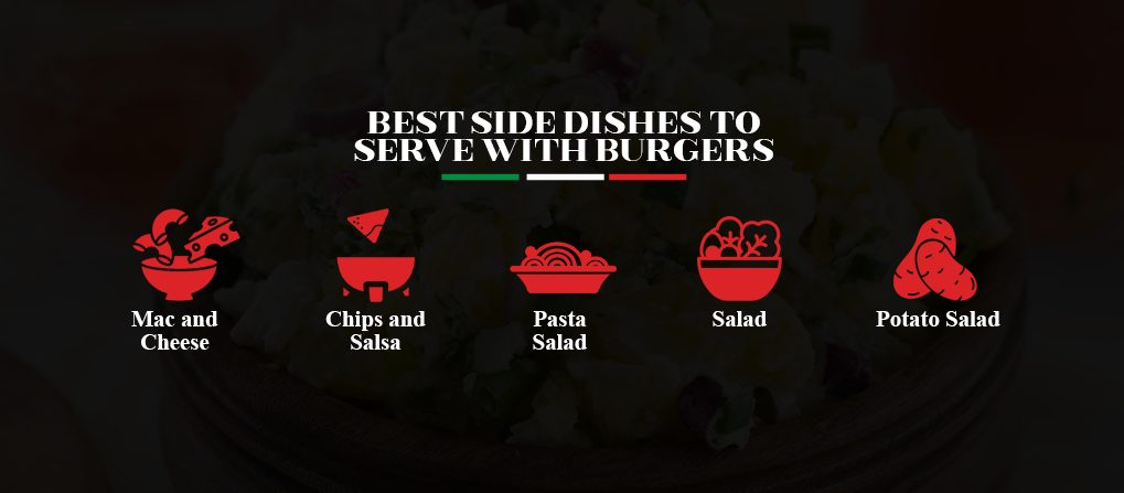 Best Side Dishes to Serve With Burgers
