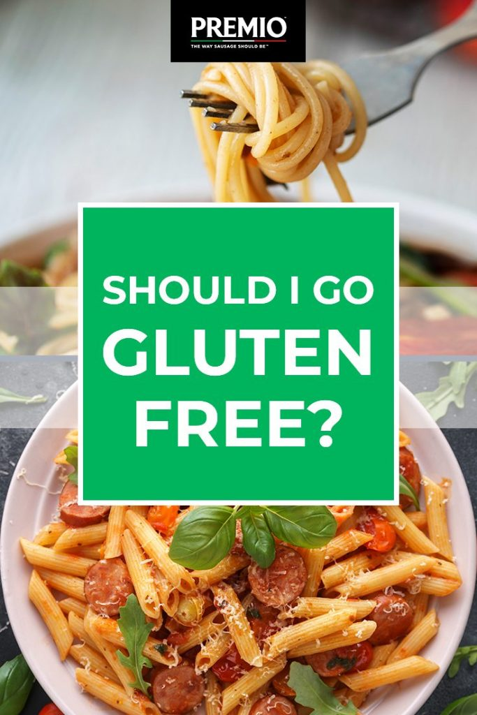 Should I Go Gluten Free