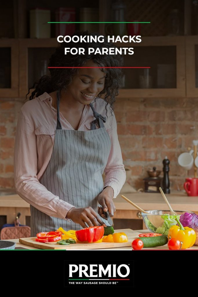 Cooking Hacks for Parents